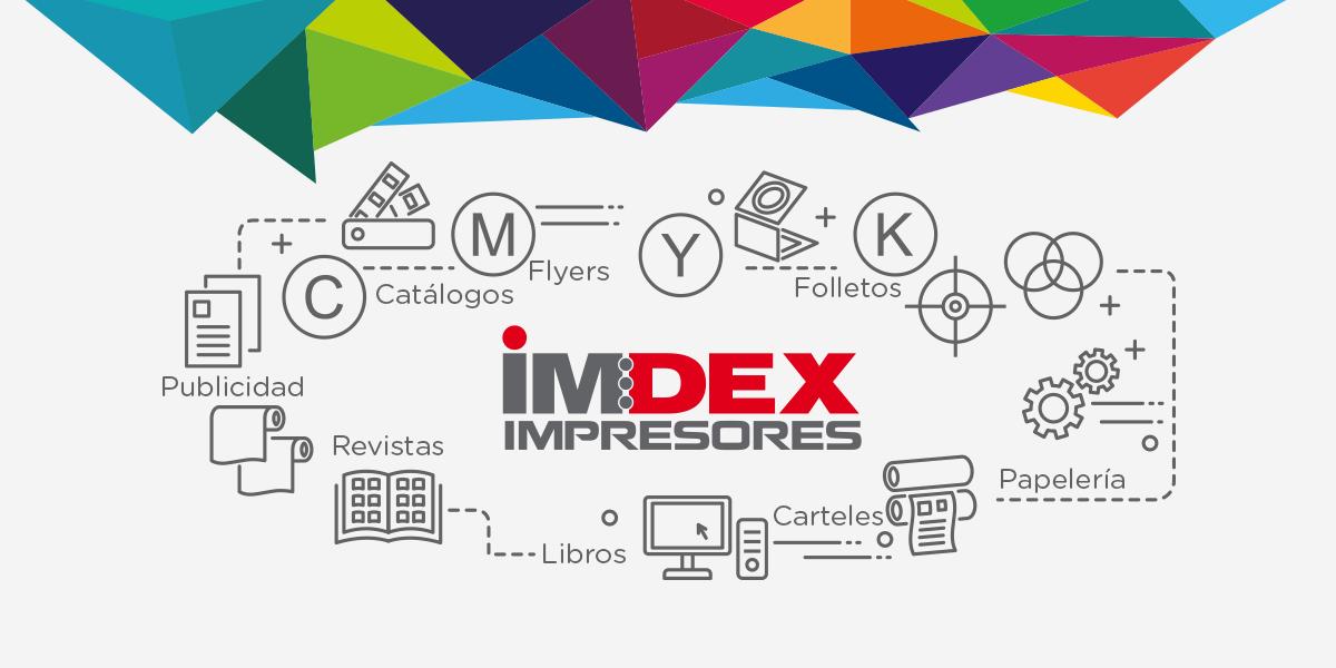 IMDEX Impresores. Imprenta en Badajoz.